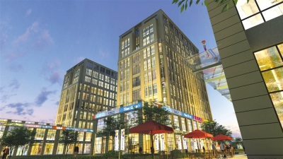 滨江国际商务中心