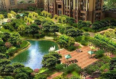 新小区的景观绿化如何看?