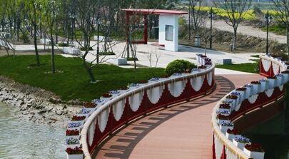 小桥港景观带--靖江亲水走廊
