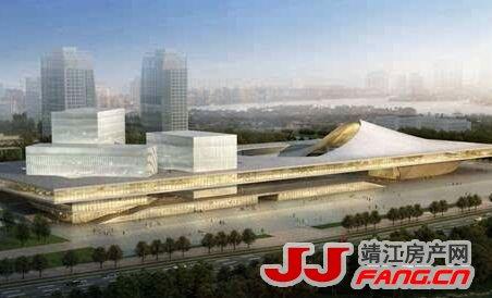 靖江文化中心