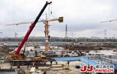 靖江滨江新城:工程建设项目已全面复工