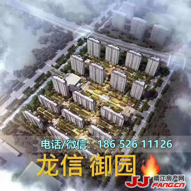 靖江龙信御园 | 示范区盛大开放!