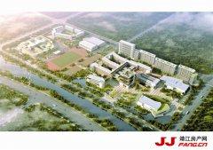 省靖中项目6月30日建成交付