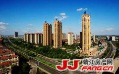 滨江新城推出新地块 靖江地王又将诞生?