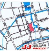 靖江滨江新城再推出一宗商业地块:靖储2021挂10号